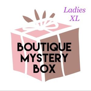 Ladies Mystery Boutique Items - Size XL